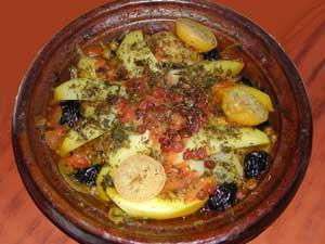 السياحة في لؤلؤة المغرب قرية مير اللفت cuisine.jpg